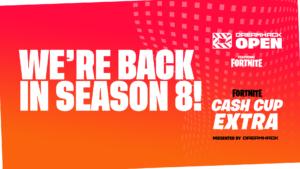 Fortnite Season 8 Tournament Dates Released