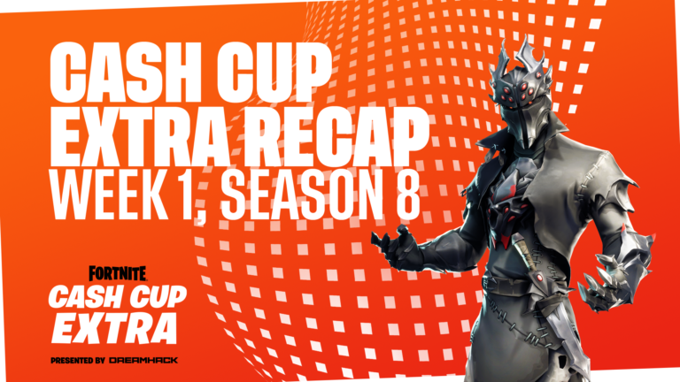 Cash Cup Extra Recap – Week 1, Season 8