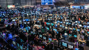 Our LAN history